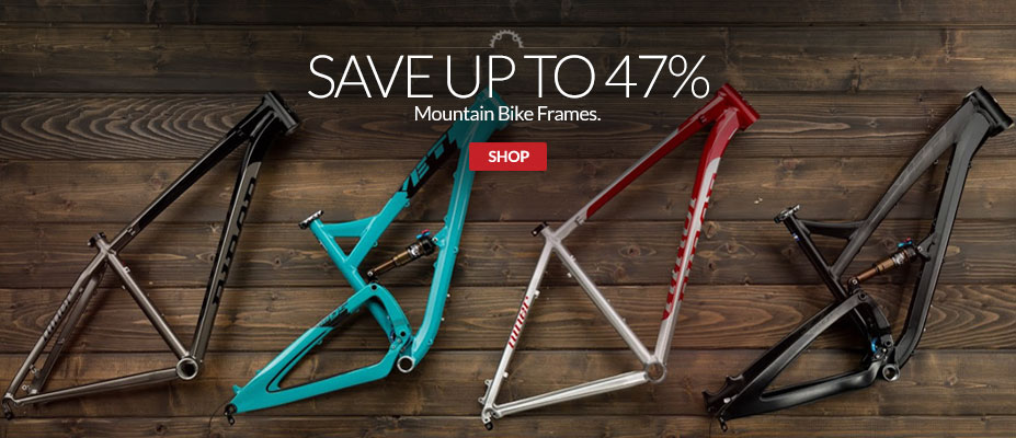 Mountain Bike Frames on Sale