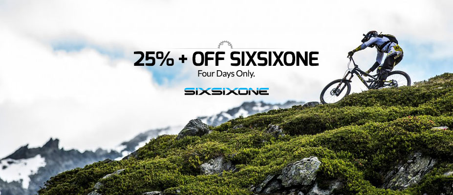 SixSixOne Sale 2014